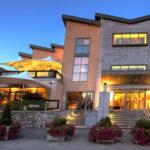Hotel Kilkenny - Entrance to this 4 star Kilkenny Hotel