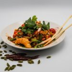 Serving market fresh, locally sourced ingredients, Aroi