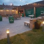Boasting one of Ireland's largest beer gardens