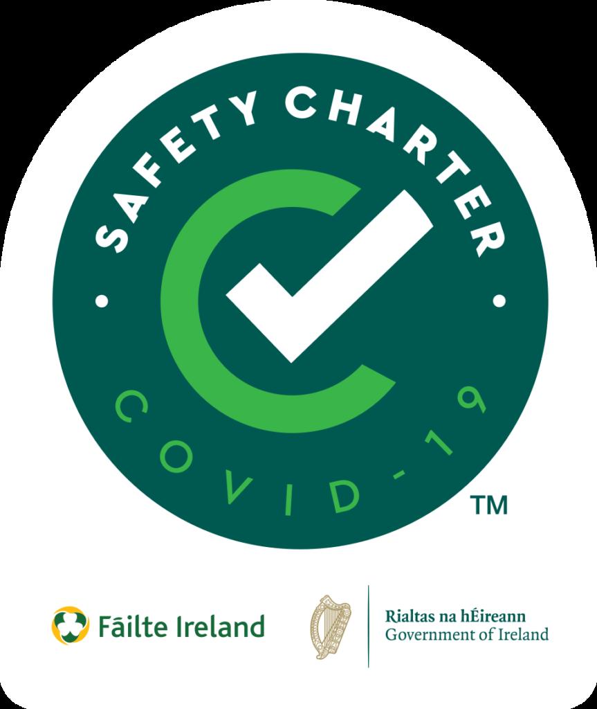 Covid safety Charter Kilkenny