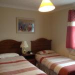 Glendine Inn Twin Room