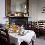Hibernian Guest House Breakfast