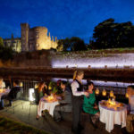 Kilkenny River Court Hotel - Dining Al Fresco at this Kilkenny Hotel