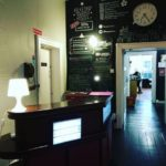 Kilkenny Tourist Hostel Reception