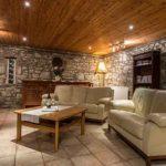 Killure lodge sitting room