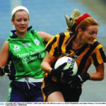 London v Kilkenny - TG4 All-Ireland LJFC Final