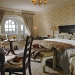 Exquisite accommodation in the River View Room, 5* Luxury Kilkenny Hotel, Mount Juliet Estate