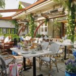 Newpark Hotel Kilkenny - Terrace
