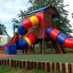 Nore Valley Camping Slide