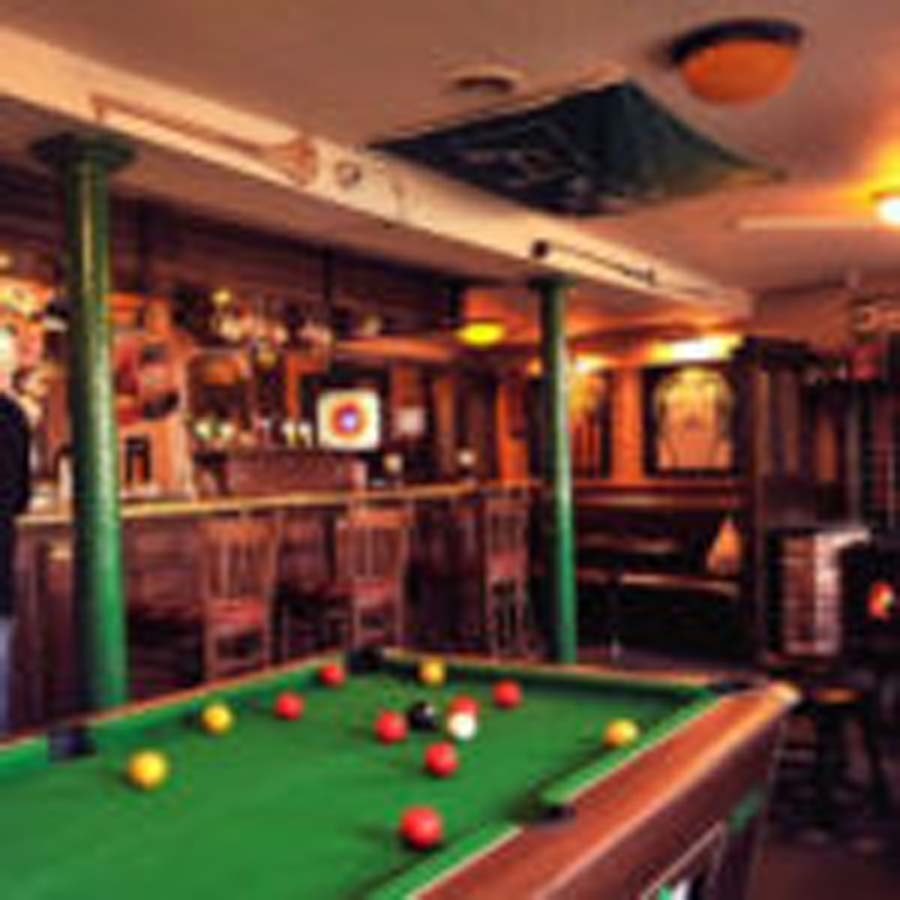 Enjoy a game of pool while visiting this Kilkenny pub