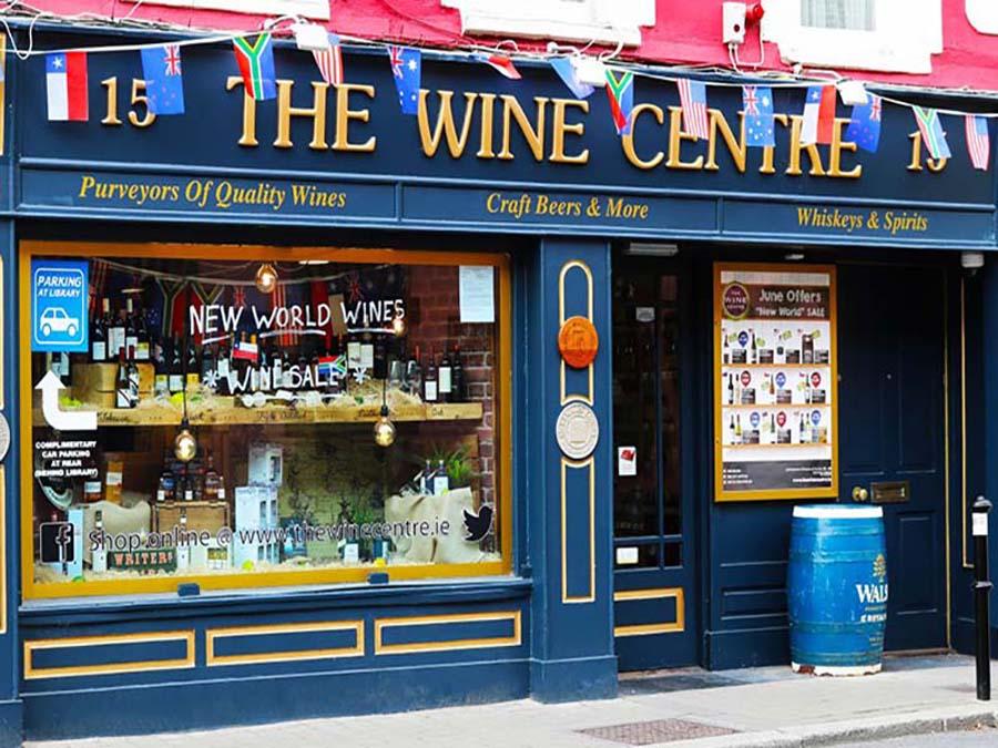 16146c727fb13 The Wine Centre. 15 John Street Lower