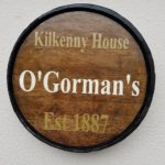 The Kilkenny House or O'Gorman's has been owned by the same family for generations