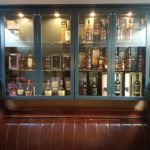 Christy's Bar offers a wide selection of whiskey, beer, wines and spirits.