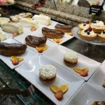 Delicious desserts at Kilkenny Cafe