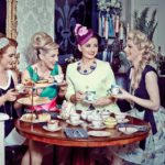 dress up tea