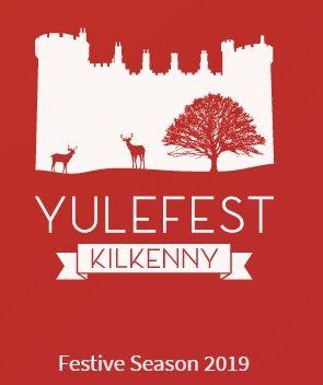 yulefest logo Kilkenny
