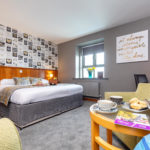 Modern newly refurbished rooms at this Kilkenny hotel