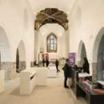 Medieval Mile Museum Ticket Desk
