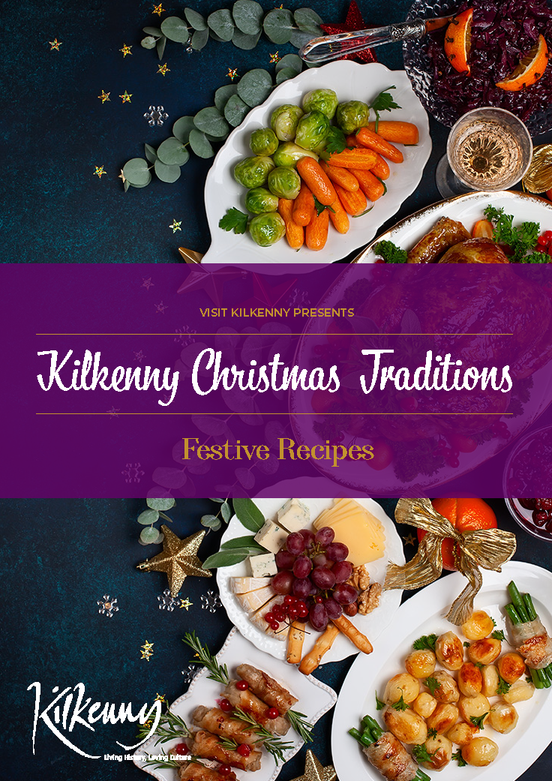 Kilkenny Christmas Cookbook