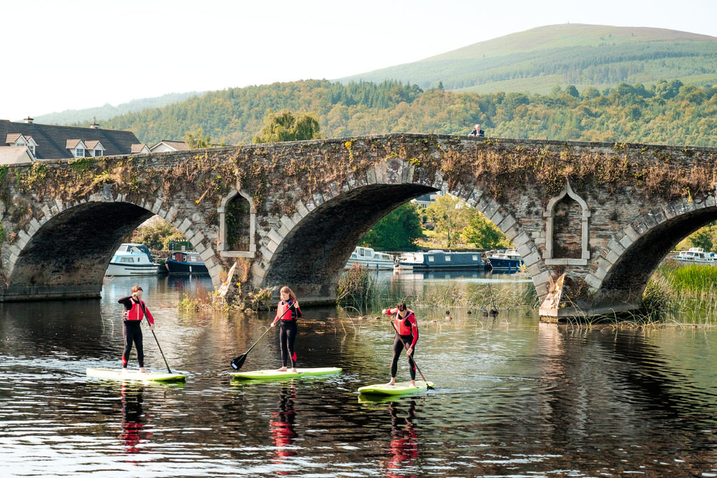 TOP ADVENTURE ACTIVITIES IN KILKENNY DURING THE IRISH OPEN