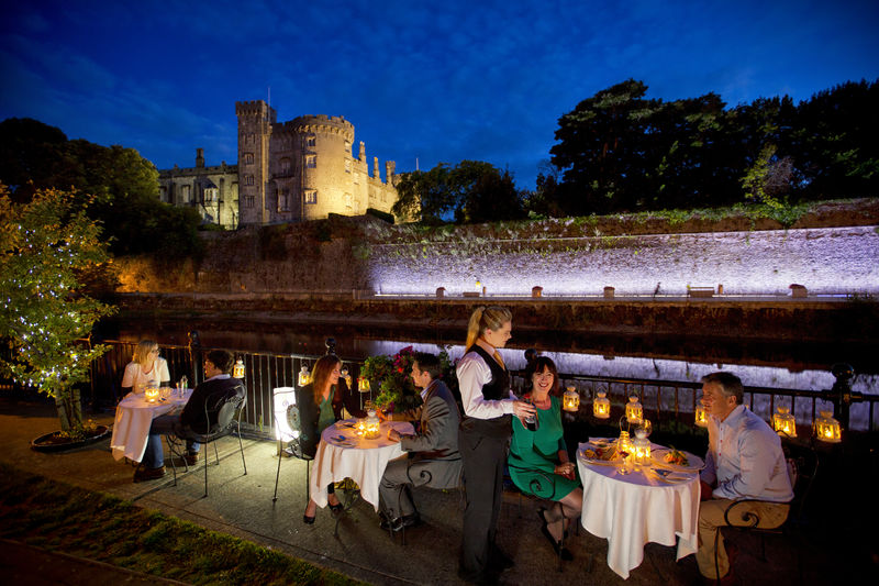 Kilkenny River Court Hotel Group Dining Al Fresco
