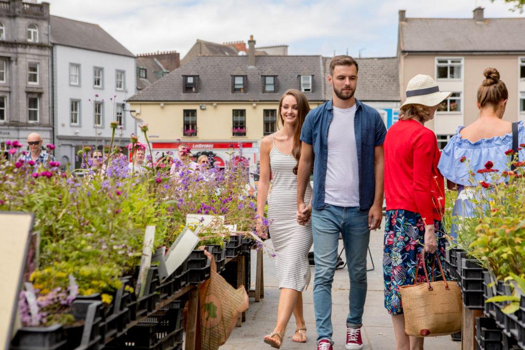 Kilkenny's Castle Market