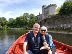 BoatTrips.ie Guided Boat Tours of Kilkenny