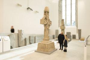 Medieval Mile Museum High Crosses