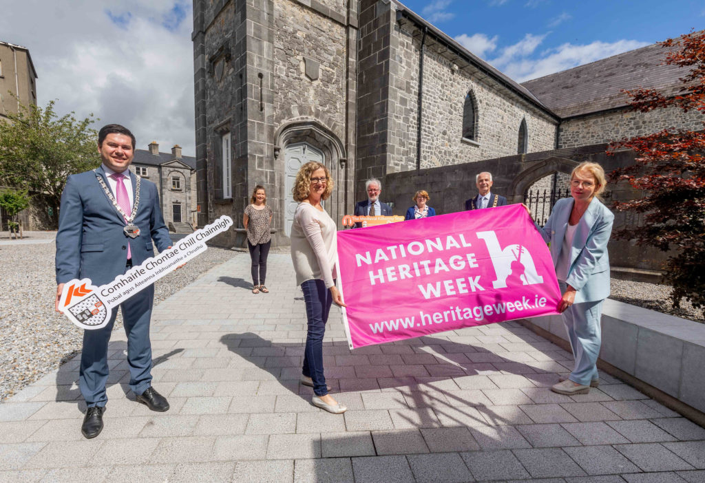 KILKENNY COUNTY COUNCIL LAUNCHES INNOVATIVE NEW TOURISM AUDIO GUIDE