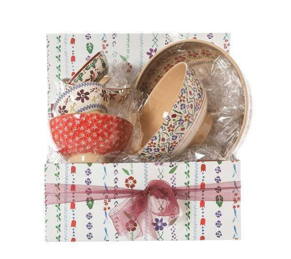 Nicholas Mosse Pottery Bowl Gift Set