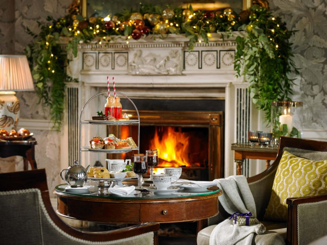 Mount Juliet Kilkenny Festive Afternoon Tea