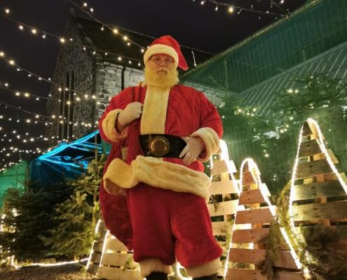 Nore Valley Park Santa Visit