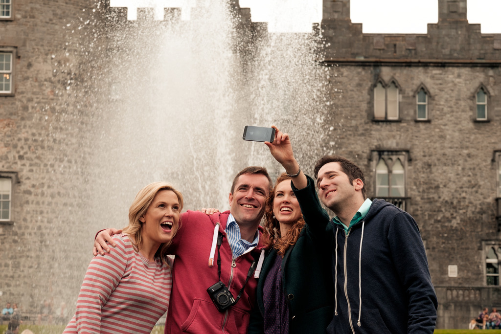 Medium Kilkenny Kilkenny Castle, Rose Garden Redc7891 Finn Richards Photography 15 08 2015