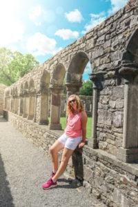 Journalist On The Run Jerpoint Abbey