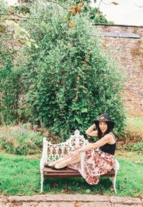 Journalist On The Run Woodstock Gardens2