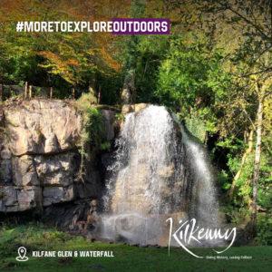 Kilfane Glen & Waterfall
