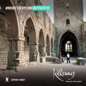Kilkenny Authentic Jerpoint Abbey