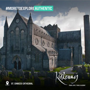 Kilkenny Authentic St.canices Cathedral