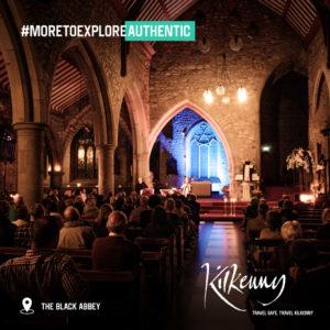 Kilkenny Authentic The Black Abbey