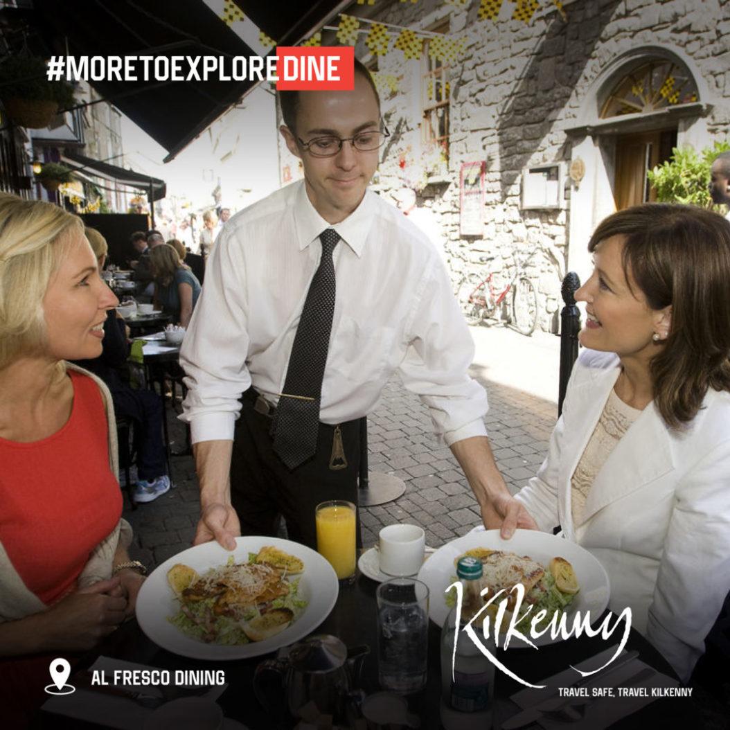 Kilkenny Dine Al Fresco Dining