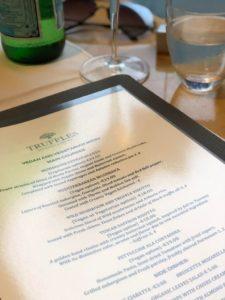 Sarah Hanrahan Truffles Restaurant & Wine Bar