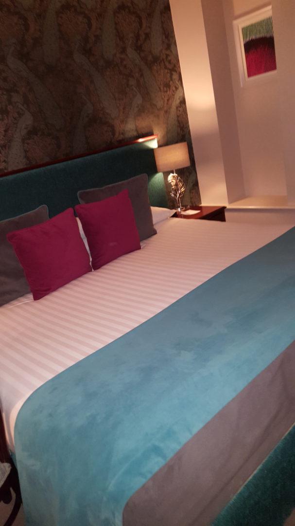 Sinead De Blogger Hibernian Hotel, Kilkenny2