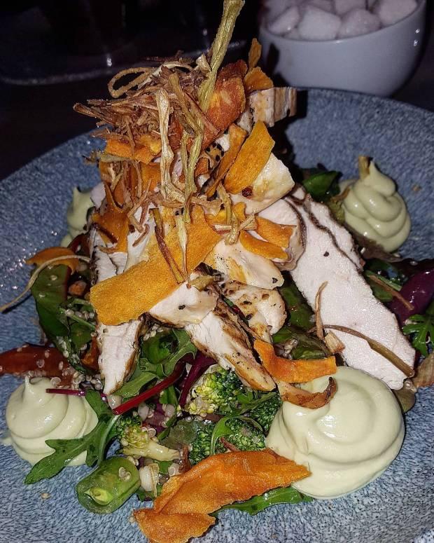 Sinead De Blogger Kernell Bar And Restaurant