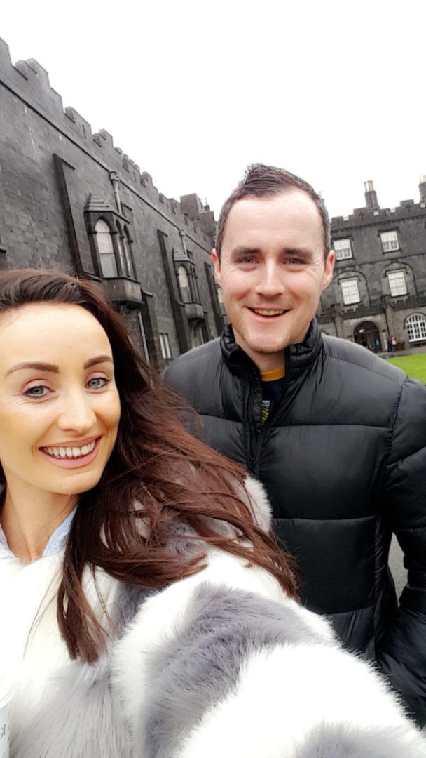 Sinead De Blogger Kilkenny Castle 3