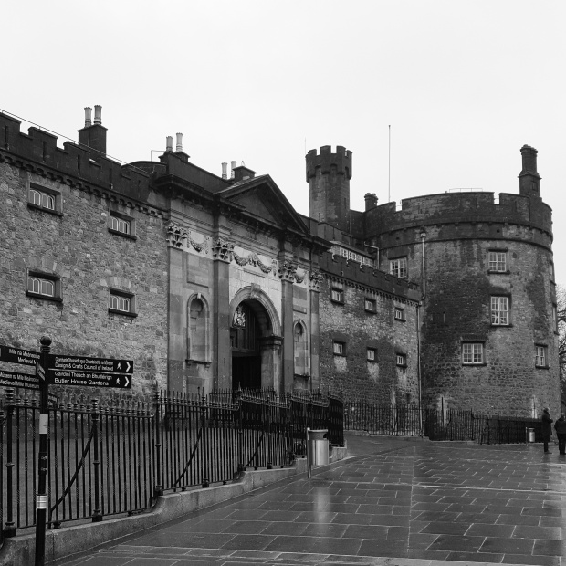 Sinead De Blogger Kilkenny Castle
