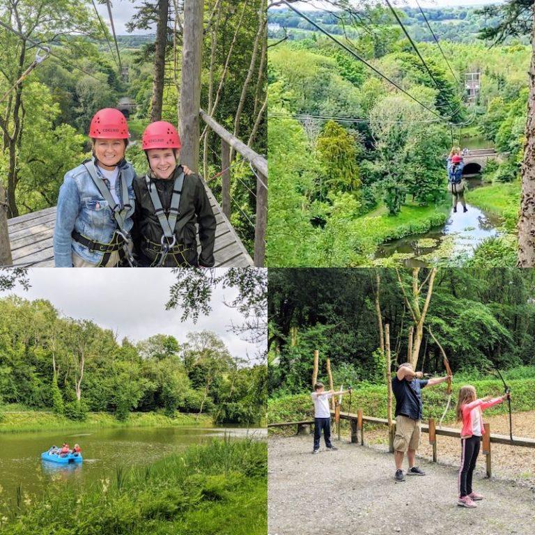 The Travel Expert Kilkenny Castlecomer Discovery Park