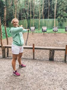 Ziplining At Castlecomer Discovery Park Journalistontherun