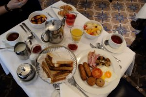 Breakfast At River Court Hotel Lorna Duffy